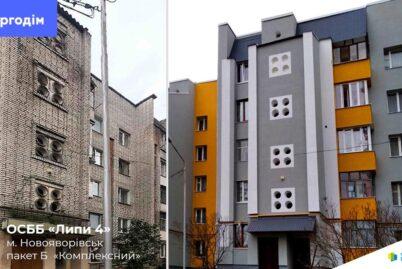 """ОСББ """"Липи 4"""" у Львові модернізувало будинок за програмою """"Енергодім"""""""